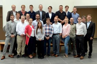 SuCoHS consortium during the kieck-off meeting at DLR, Braunschweig, Germany